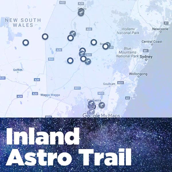Inland Astro Trail