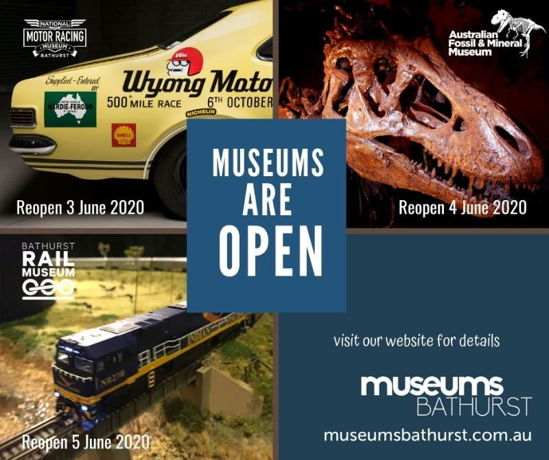 Bathurst Museums