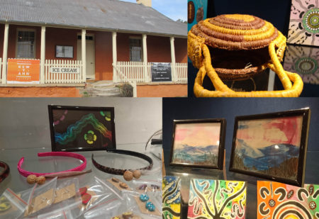 Kew-Y-Ahn Aboriginal Gallery Hartley