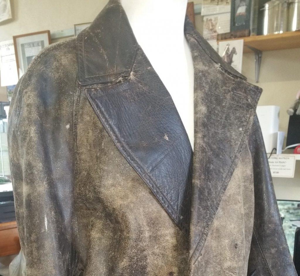 Banjo Paterson coat